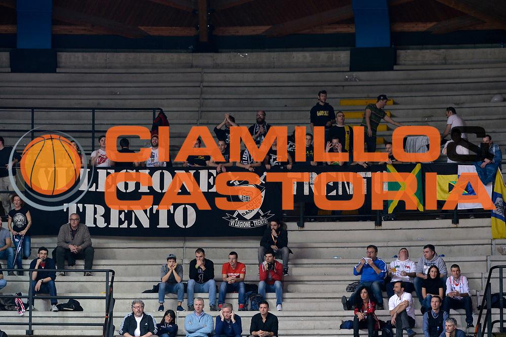 DESCRIZIONE : Final Eight Coppa Italia 2015 Desio Quarti di Finale Grissin Bon Reggio Emilia - Dolomiti Energia Aquila Trento<br /> GIOCATORE : tifosi<br /> CATEGORIA : tifosi<br /> SQUADRA : Dolomiti Energia Trento<br /> EVENTO : Final Eight Coppa Italia 2015 Desio<br /> GARA : Grissin Bon Reggio Emilia - Dolomiti Energia Aquila Trento<br /> DATA : 20/02/2015<br /> SPORT : Pallacanestro <br /> AUTORE : Agenzia Ciamillo-Castoria/Max.Ceretti