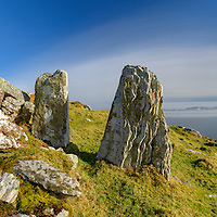 Bolus Head Standing Stones, Ballinskelligs, Co. Kerry, Ireland