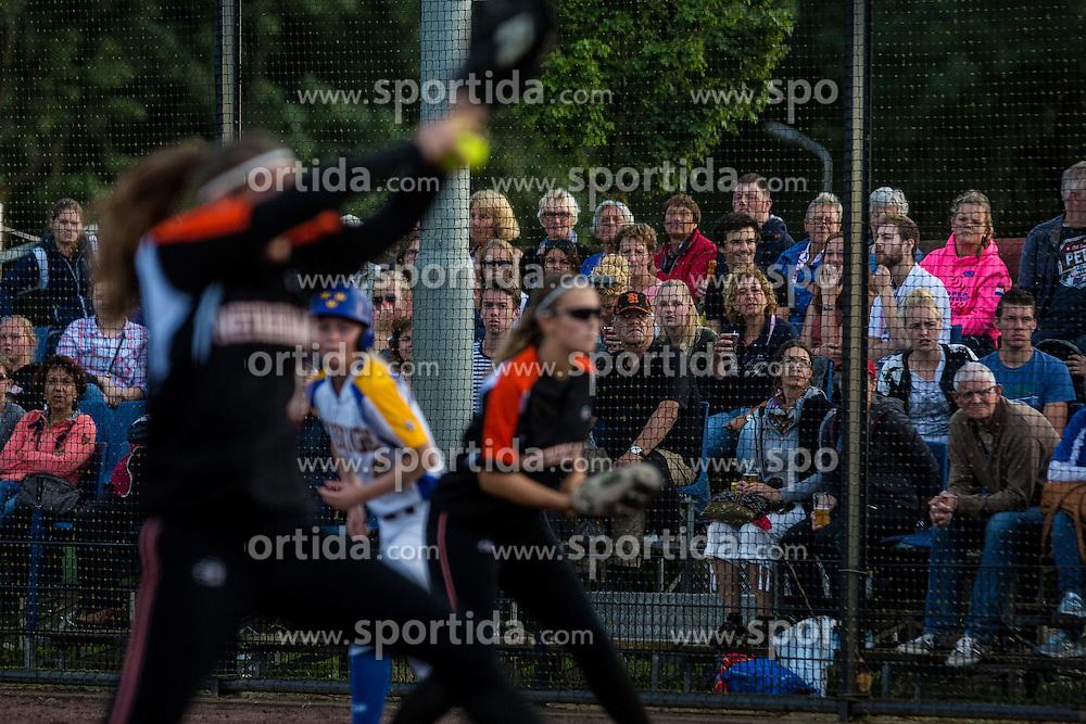 Netherland vs Sweden during XIX European Softball Fastpitch  Championship Women, on July 20, 2015 in Rosmalen,  Netherlands. Photo by Grega Valancic / Sportida