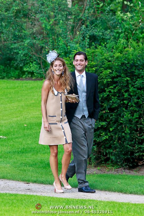 NLD/Ermelo/20070709 - Huwelijk Winston Gerstanowitz en Renate Verbaan, Dani Bles en partner