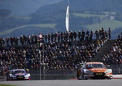 September 23, 2017 - Spielberg, Austria - Motorsports: DTM 08 Spielberg 2017,...Hoffmann Group Audi RS 5 DTM #53 (Audi Sport Team Rosberg), Jamie Green  (Credit Image: © Hoch Zwei via ZUMA Wire)