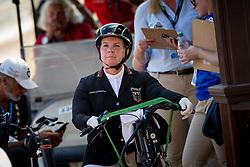 Dr Trabert Angelika, GER, Diamond's Shine<br /> Tryon - FEI World Equestrian Games™ 2018<br /> Finale Para-Dressur Grade III Einzelentscheidung Freestyle/Kür<br /> 22. September 2018<br /> © www.sportfotos-lafrentz.de/Sharon Vandeput