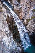 Bear Creek Falls, Uncompahgre National Forest, Colorado USA
