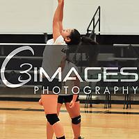 Freshman Lady Eagle Volleyball