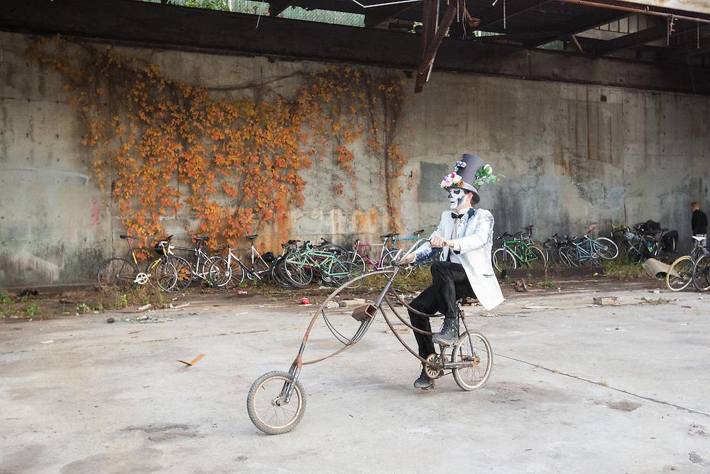 Bike Kill, Brooklyn 2015