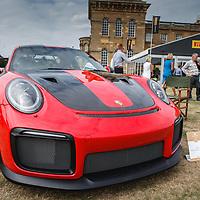 2018, Porsche 991.2 GT2 RS at the Salon Privé, 31 August - 1 September 2018