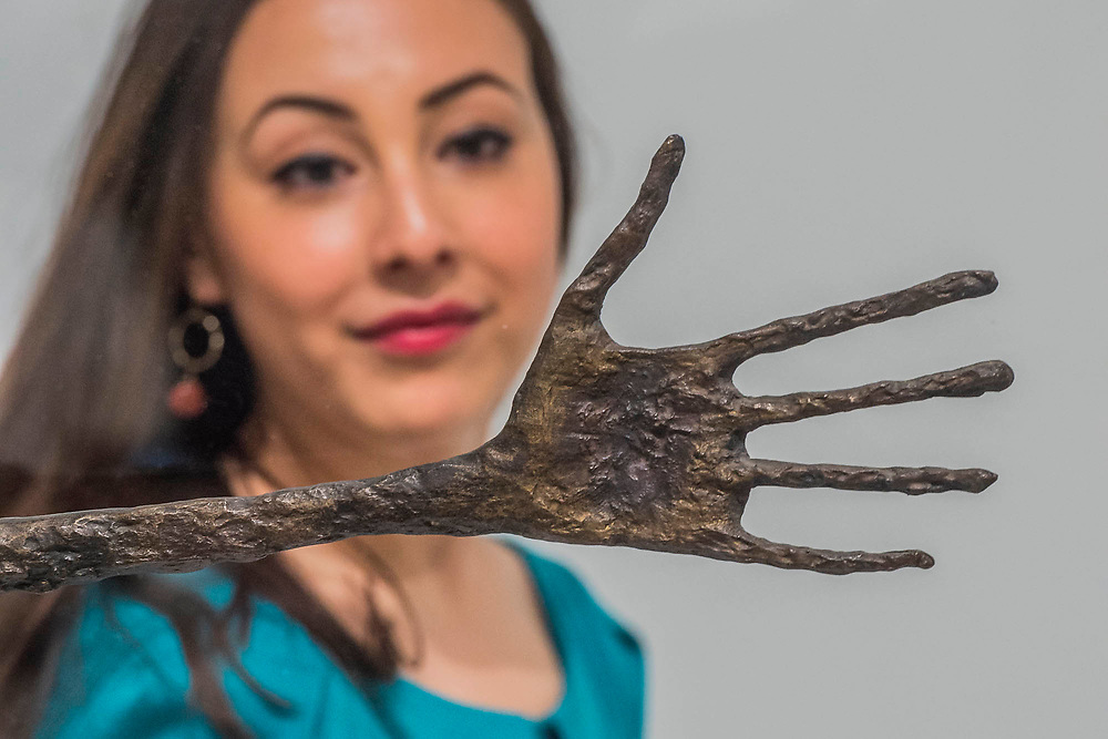 The Hand - the UK&rsquo;s first major retrospective of Alberto Giacometti (1901-1966) for 20 years.<br /> Celebrated as a sculptor, painter and draughtsman, he is famous for his distinctive elongated figures. With the help of Fondation Alberto et Annette Giacometti, Paris, Tate Modern&rsquo;s exhibition brings together over 250 works. Alberto Giacometti is at Tate Modern from 10 May to 10 September 2017