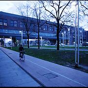 Politecnico di Torino, il nuovo edificio a cavallo della spina centrale