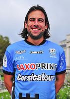Pascal BERENGUER - 04.10.2013 - Photo Officielle - Tours -<br /> Photo : Philippe LE BRECH / Icon Sport