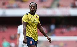 Danielle Carter of Arsenal - Mandatory by-line: Arron Gent/JMP - 28/07/2019 - FOOTBALL - Emirates Stadium - London, England - Arsenal Women v Bayern Munich Women - Emirates Cup