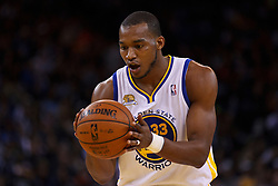 Mar 16, 2012; Oakland, CA, USA; Golden State Warriors forward Chris Wright (33) before a free throw against the Milwaukee Bucks during the fourth quarter at Oracle Arena. Milwaukee defeated Golden State 120-98. Mandatory Credit: Jason O. Watson-US PRESSWIRE