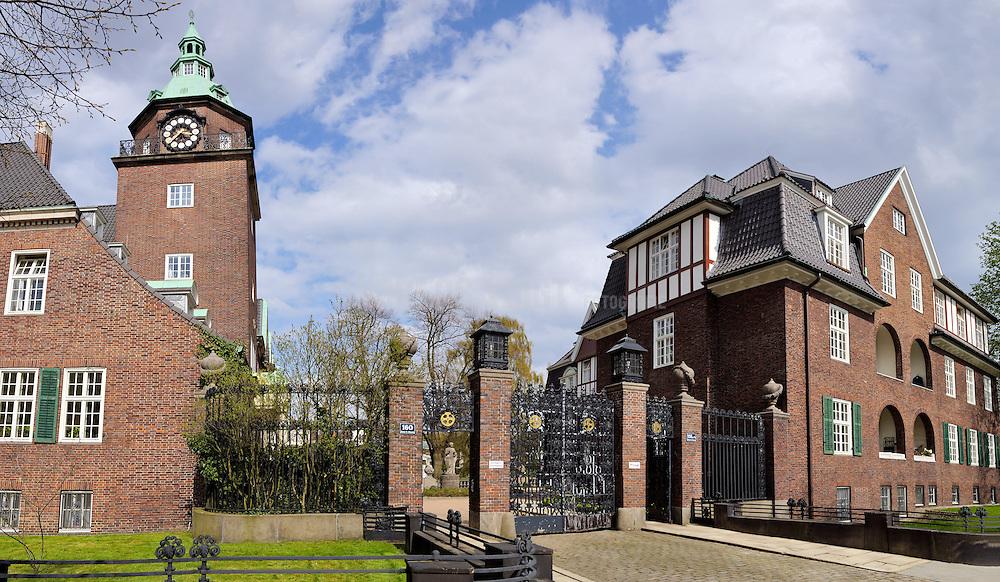 Kloster St. Johannis in Hamburg Eppendorf