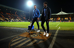 Ellis Harrison of Bristol Rovers and Ryan Sweeney of Bristol Rovers - Mandatory by-line: Robbie Stephenson/JMP - 03/11/2017 - FOOTBALL - Meadow Lane - Nottingham, England - Notts County v Bristol Rovers - Emirates FA Cup first round