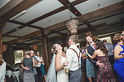 Beautiful Early Fall Cambridge Mill Wedding