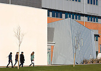 Lee Evans Architects (LEllp) Sussex College, Exterior View