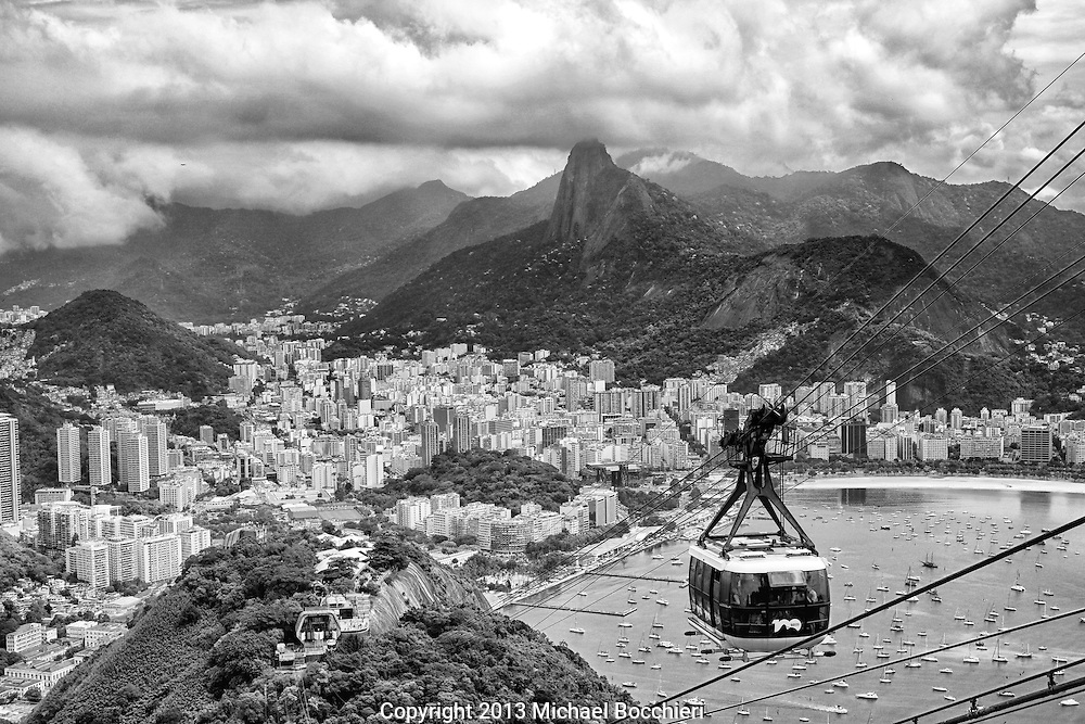 RIO DE JANEIRO, BRAZIL - March 24:  General view on March 24, 2013 in RIO DE JANEIRO, BRAZIL.  (Photo by Michael Bocchieri/Bocchieri Archive)