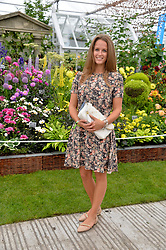 KIM SEARS at the 2014 RHS Chelsea Flower Show held at the Royal Hospital Chelsea, London on 19th May 2014.
