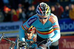 29-01-2006 WIELRENNEN: UCI CYCLO CROSS WERELD KAMPIOENSCHAPPEN ELITE: ZEDDAM <br /> Sven Nijs<br /> ©2006-WWW.FOTOHOOGENDOORN.NL