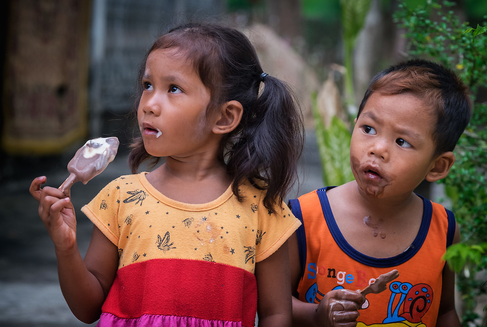 Late Songkran, Nakhon Nayok, Thailand