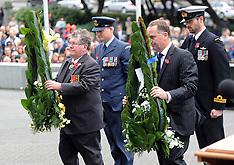 Wellington-ANZAC National Commemorative Service, Parliament, 2014