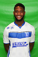 Abdoulaye Sissako of Auxerre during Auxerre squad photo call for the 2016-2017 Ligue 2 season on September, 7 2016 in Auxerre, France ( Photo by Andre Ferreira / Icon Sport )
