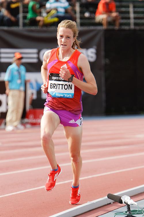 Samsung Diamond League adidas Grand Prix track & field; women's 5000 meters, Fionnuaia Britton, IRL,