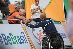 JEANNOT Joel, H4, FRA, Cycling, Road Race à Rio 2016 Paralympic Games, Brazil