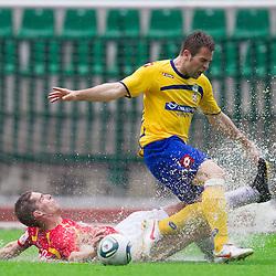 20120512: SLO, Football - PrvaLiga, 34th Round, NK Rudar Velenje vs NK Luka Koper