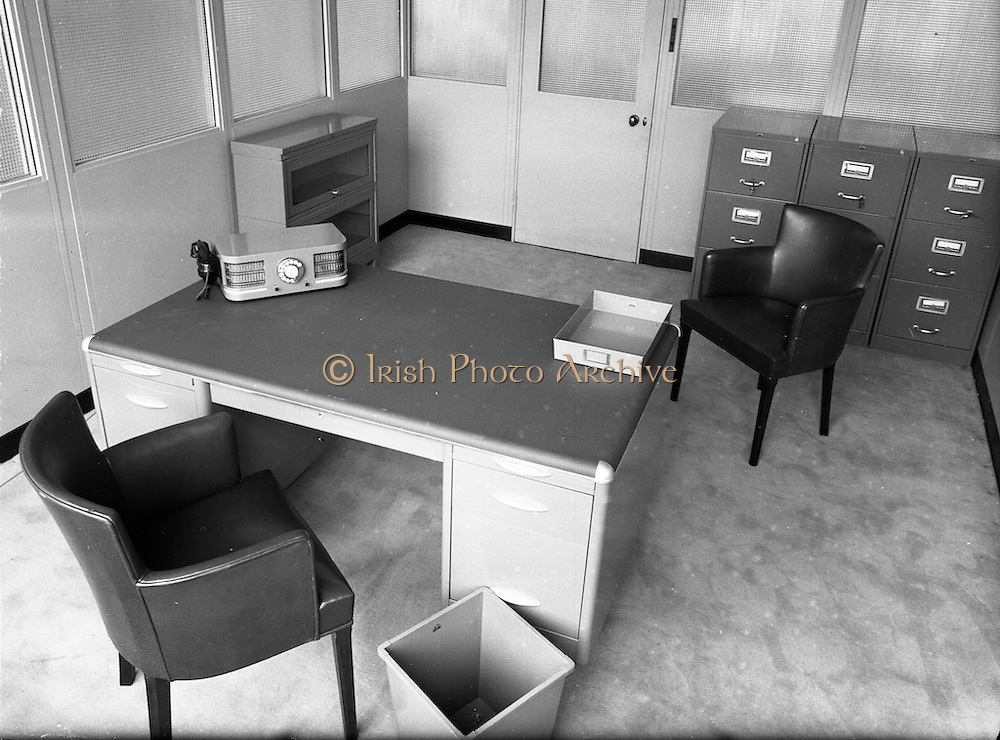 18/9/1952<br /> 9/18/1952<br /> 18 September 1952<br /> <br /> New National Cash Register at Kilmainham
