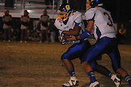 Oxford High's Collin Le (33) vs. Hernando in Hernando, Miss. on Friday, October 12, 2012. Oxford won 31-0.