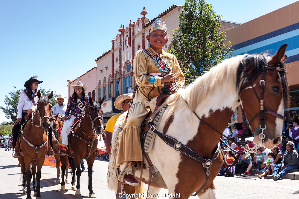 Gallup, Intertribal Ceremonial Parade, New Mexcio, Route 66,