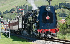 Christchurch-150 years of New Zealand Railways celebrated at Ferrymead
