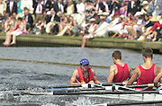 Henley, Great Britain, 2001 Henley Royal Regatta. <br /> <br /> Tel 44 (0) 7973 819 551<br /> <br /> Photo Peter Spurrier<br /> Henley Royal Regatta Thur. 5th July<br /> <br /> <br /> St Paul's School Concord USA 20010604 Henley Royal Regatta, Henley, Great Britain.