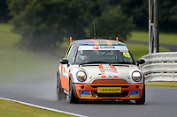 #49 Martin Poole Mini Cooper during the MINI Challenge - Cooper S, Cooper & Open at Oulton Park, Little Budworth, Cheshire, United Kingdom. August 20 2016. World Copyright Peter Taylor/PSP.