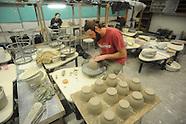 empty bowls-mud daubers