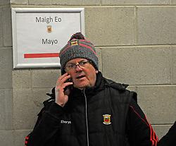 Dermot Butler Mayo County Board Secretary,<br />Pic Conor McKeown