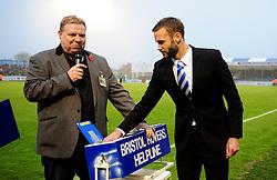 - Photo mandatory by-line: Neil Brookman/JMP - Mobile: 07966 386802 - 15/11/2014 - SPORT - Football - Bristol - Memorial Stadium - Bristol Rovers v Kidderminster - Vanarama Football Conference