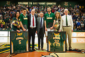 New Hampshire vs. Vermont Men's Basketball 02/24/16