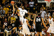 NCAA Basketball Harvard at Colorado