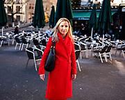 Genève, décembre 2018. Natacha Buffet-Desfayes. PLR, Ville de Genève. © Olivier Vogelsang