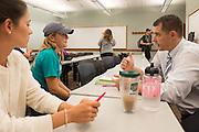 Adam Rapp, Executive Director of The Ralph and Luci Schey Sales Centre and The Ralph and Luci Schey Associate Professor of Sales. © Ohio University / Photo by Joel Prince
