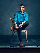 Gangadhar Patil, TED Fellow. TED2019: Bigger Than Us. April 15 - 19, 2019, Vancouver, BC, Canada. Photo: Bret Hartman / TED
