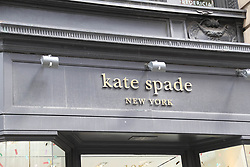 6/5/18 Kate Spade's Store in New York City.