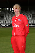 Lancashire Thunders Georgie Boyce during the media day for Lancashire Thunder at the Emirates, Old Trafford, Manchester, United Kingdom on 17 July 2018. Picture by George Franks.