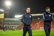 Josh Harrop (10) of Preston North End FC arriving at Oakwell Stadium before the EFL Sky Bet Championship match between Barnsley and Preston North End at Oakwell, Barnsley, England on 21 January 2020.