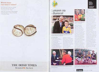 All Ireland Senior Hurling Championship Final,.03.09.2006, 09.03.2006, 3rd September 2006,.Senior Kilkenny 1-16, Cork 1-13,.Minor Tipperary 2-18, Galway 2-7.3092006AISHCF,.The Irish Times,