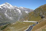 Austria mountain road