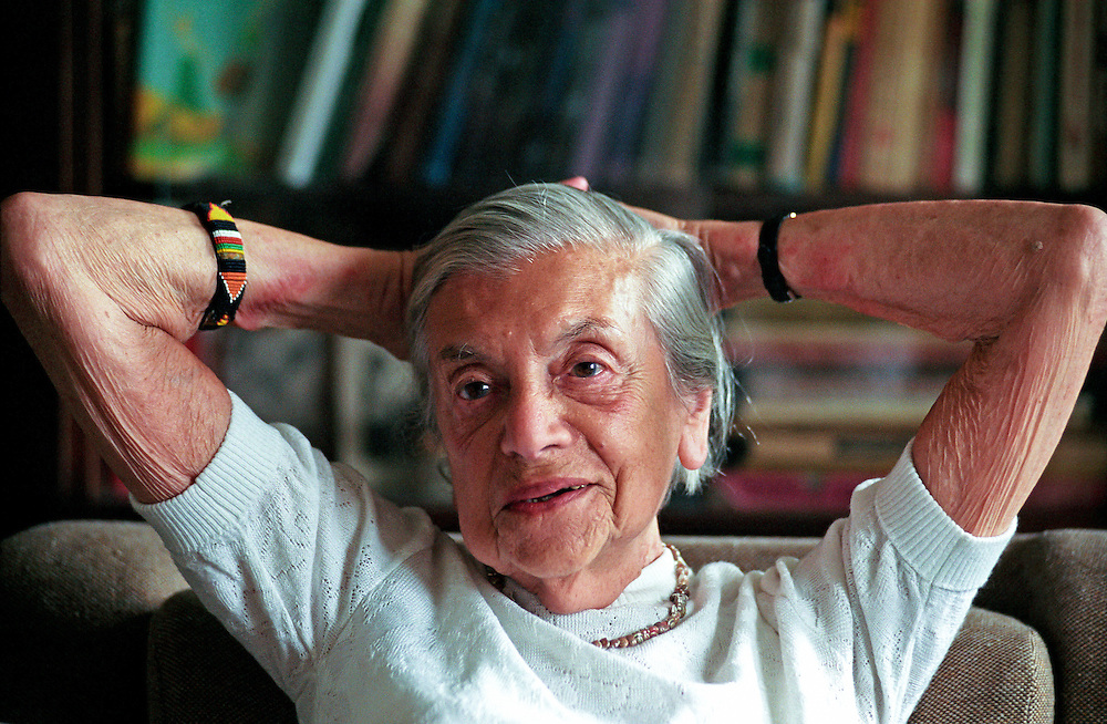 "Lenka Reinerova, pictured in 2004 as the oldest living German-language writer in Prague, in her apartment located in Prague Smichov. She came to know some of the extraordinary literary figures of Prague at the time, including Franz Kafka's friend, Max Brod, and the famous ""roving reporter"" Egon Erwin Kisch. Lenka Reinerova died June 27, 2008 in Prague at the age of 92.  Lenka Reinerova, pictured in 2004 as the oldest living German-language writer in Prague, in her apartment located in Prague Smichov. She came to know some of the extraordinary literary figures of Prague at the time, including Franz Kafka's friend, Max Brod, and the famous ""roving reporter"" Egon Erwin Kisch. Lenka Reinerova died June 27, 2008 in Prague at the age of 92."