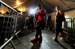 Ne-Yo no palco principal do Planeta Atlântida 2014/RS, que acontece nos dias 07 e 08 de fevereiro de 2014, na SABA, em Atlântida. FOTO: Vinícius Costa/ Agência Preview