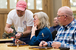 Derby City Fly Fishers February fly tying seminar, Wednesday, Feb. 24, 2016 at Cabela's in Louisville.
